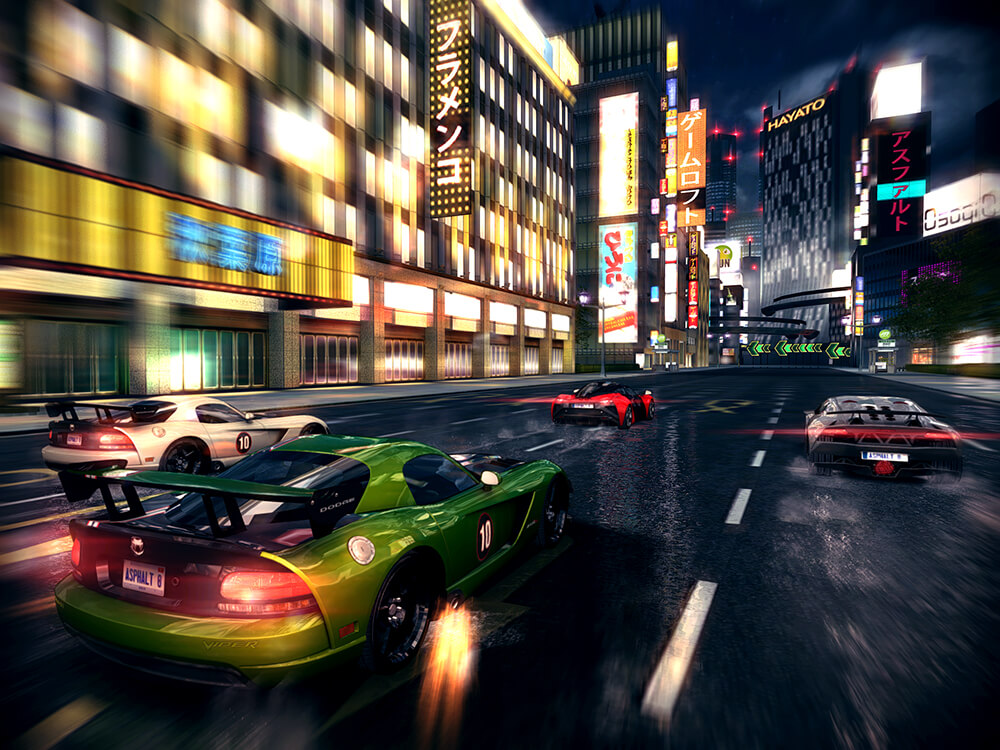 Asphalt 9 release date android