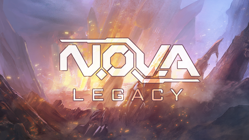 Pre-register and relive the adventure in N.O.V.A. Legacy
