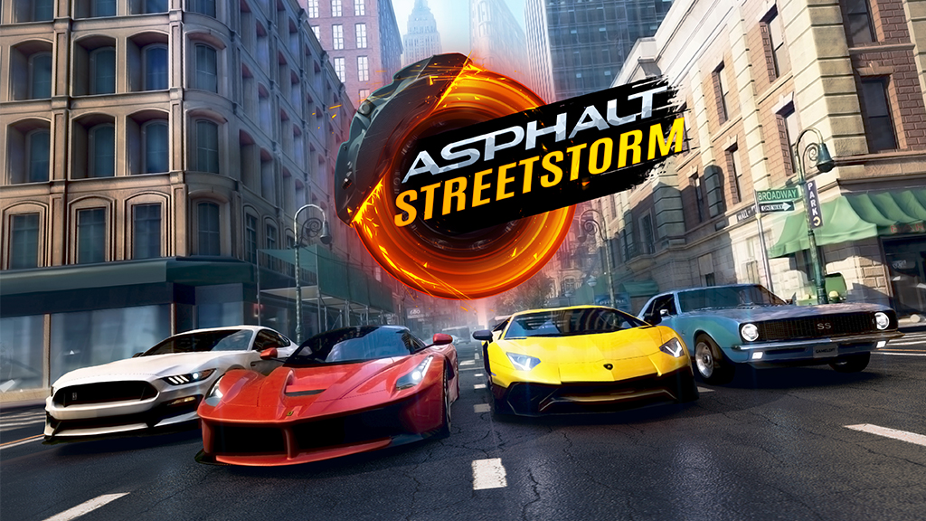 Asphalt Street Storm, the fastest 1/4 mile of your life