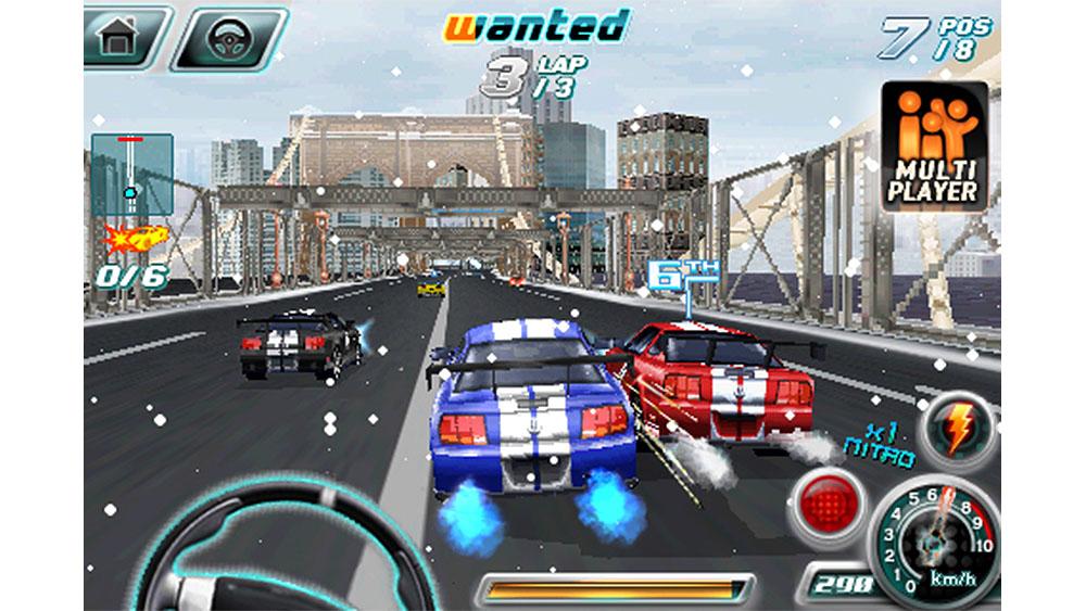 asphalt4wcg games