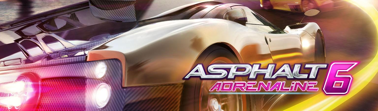 Asphalt Memories - Asphalt 6: Adrenaline | Gameloft Central