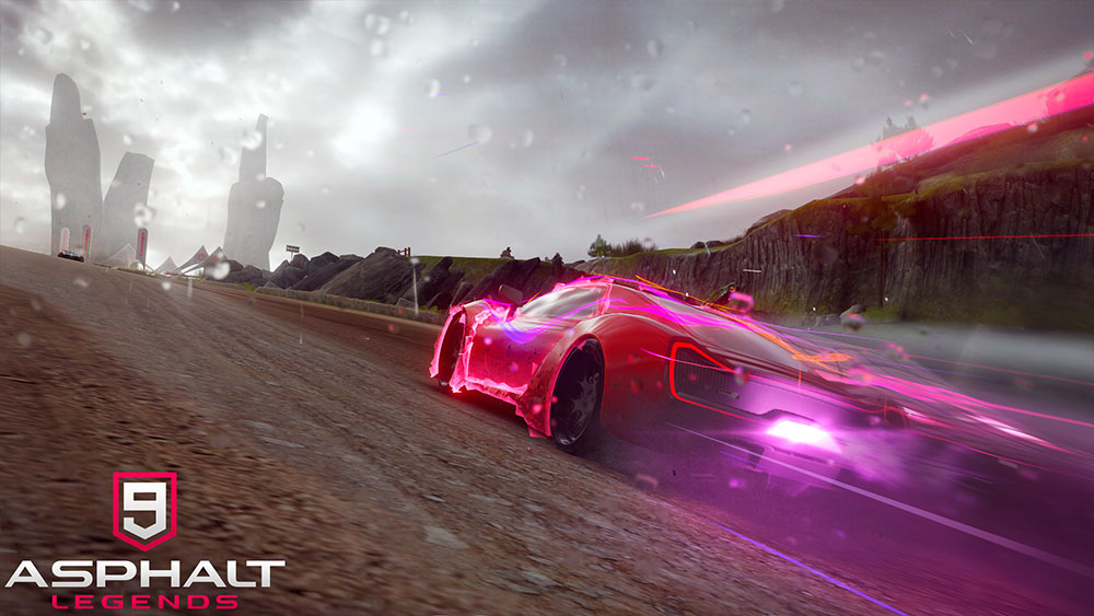 A new legend has begun, welcome to Asphalt 9 | Gameloft Central
