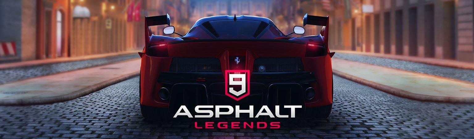 pocket gamer reveals the asphalt 9 game hub gameloft central