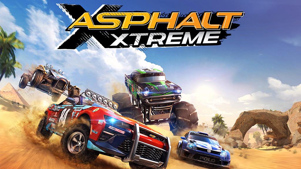Asphalt Xtreme Live Stream Archive Gameloft Central