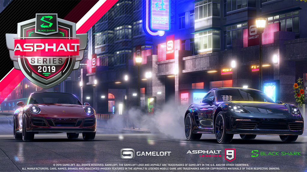 Get Ahead of the Pack in the Asphalt Esports Series