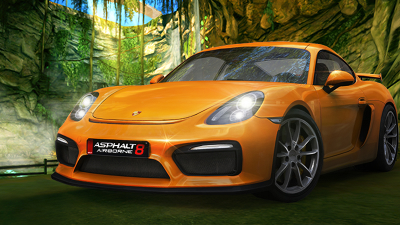an icon of racing is here porsche comes to asphalt gameloft central. Black Bedroom Furniture Sets. Home Design Ideas