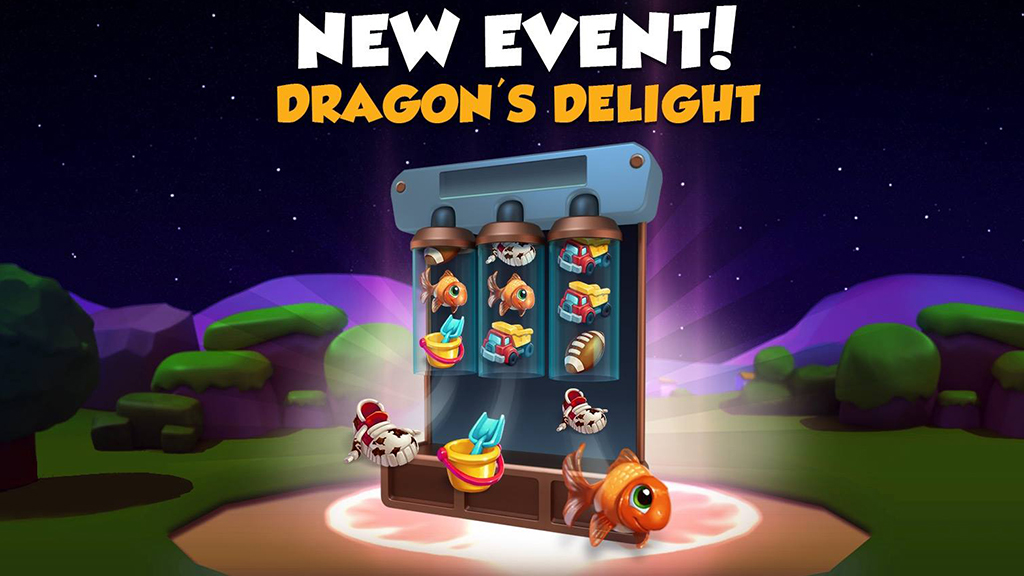 Make your wyvern's wants come true with Dragon's Delight