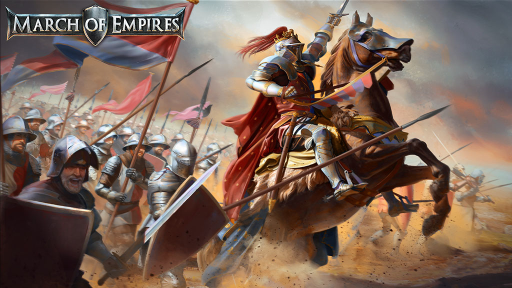Prepare for an age of Wonder in March of Empires