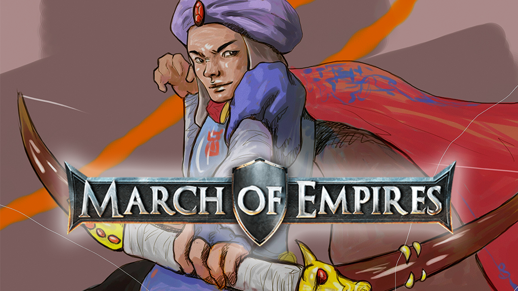 March of Empire fans stun the game team with their art