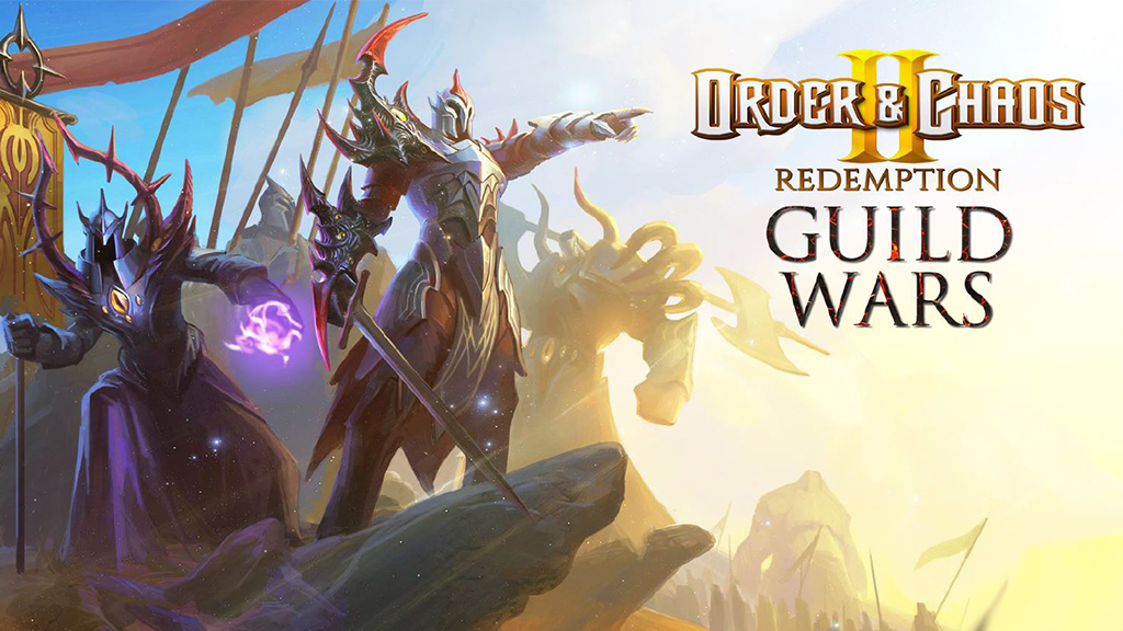 Guild Wars tear a rift through Order & Chaos 2