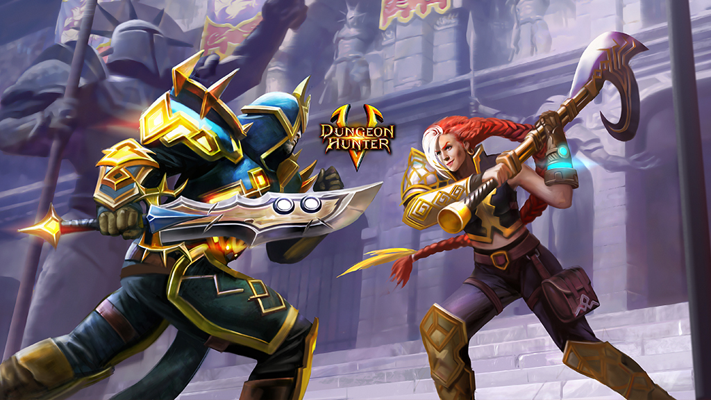 Dungeon Hunter 5 update offers epic new challenges