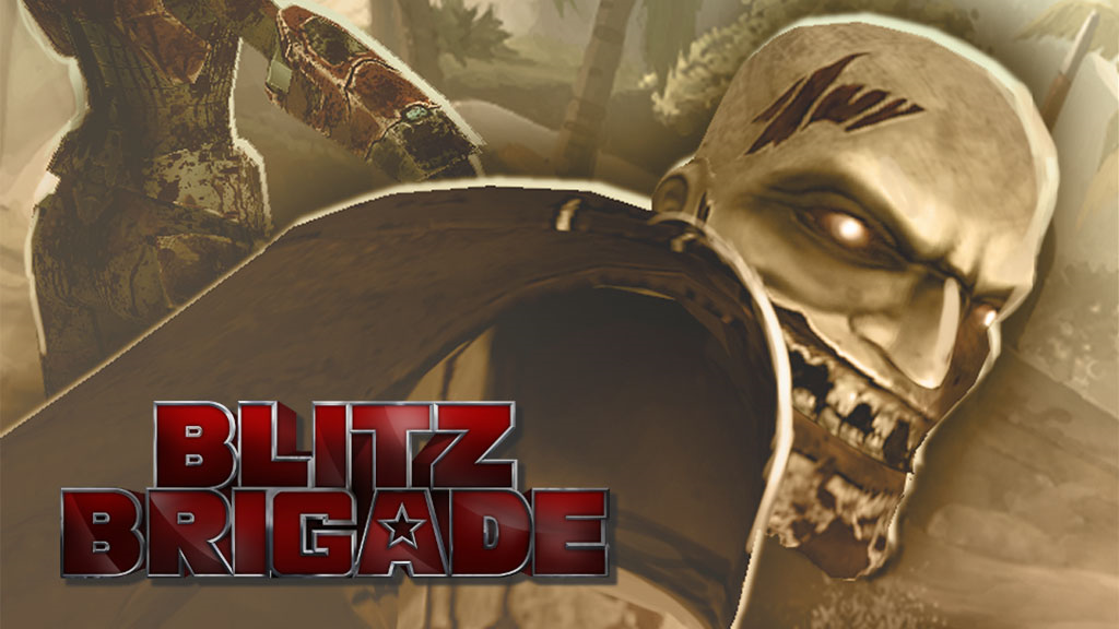 Zombies invade the world of Blitz Brigade