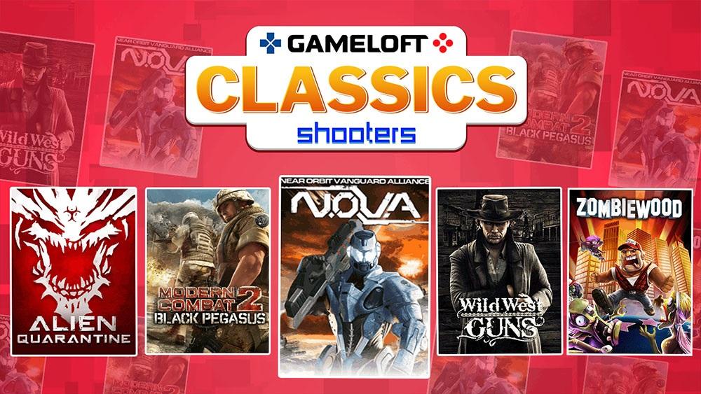 Gameloft Java Games 2018 | Games World