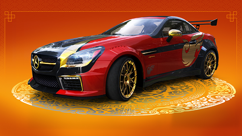Cruise into 2017 at full speed with asphalt 8 gameloft for Mercedes benz slk 55 amg special edition