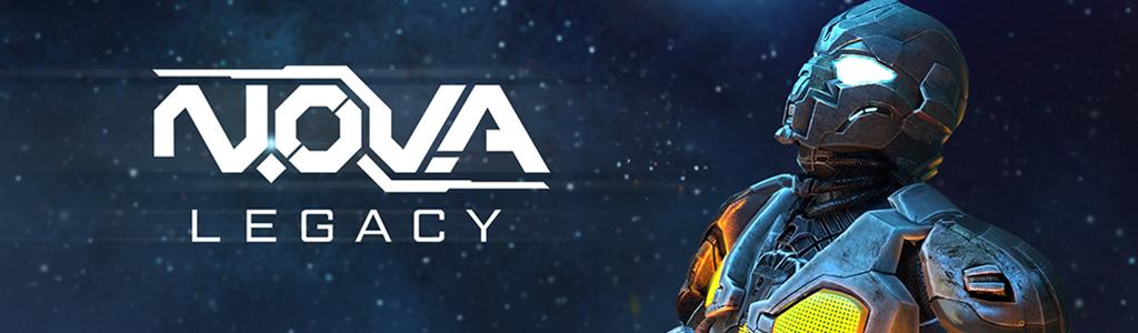 Androidliyim N.O.V.A. Legacy Para Hileli MOD APK İndir