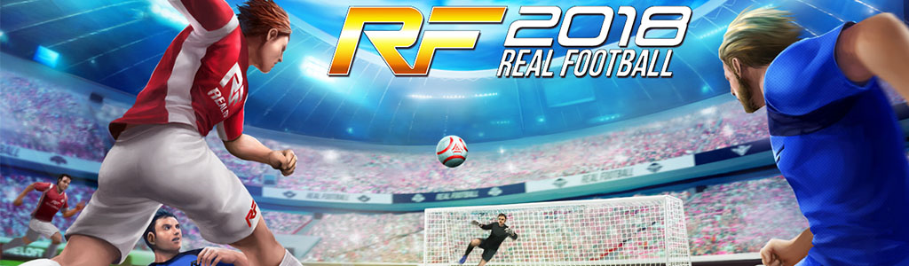 Show off your soccer skills in Real Football 2018 | Gameloft Central