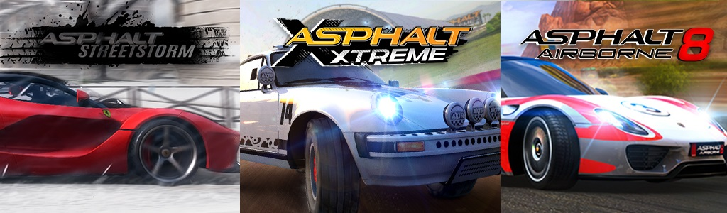 Three Asphalt games you need to be playing | Gameloft Central