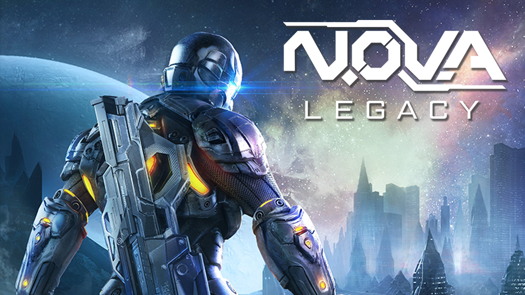 Experience the sci-fi FPS thrill of N.O.V.A. once again