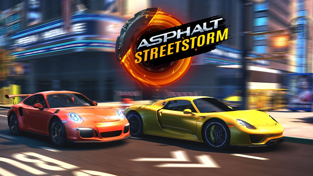 German engineering gives you the edge in Street Storm