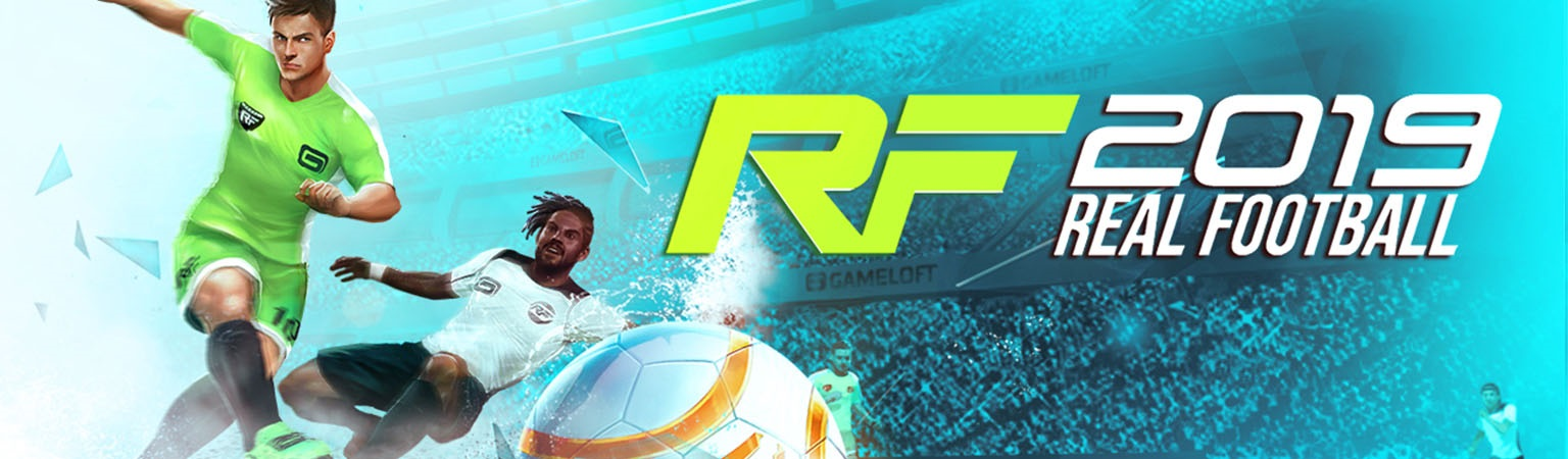 Kick off a summer of soccer with Real Football 2019 | Gameloft Central