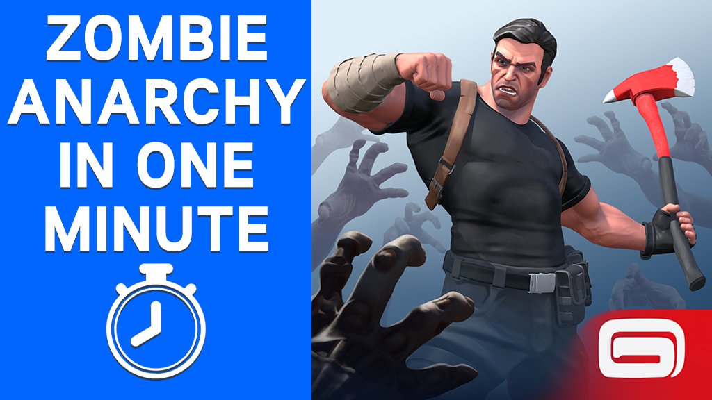 Everything about Zombie Anarchy in one minute