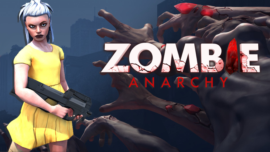 The undead war continues in Zombie Anarchy
