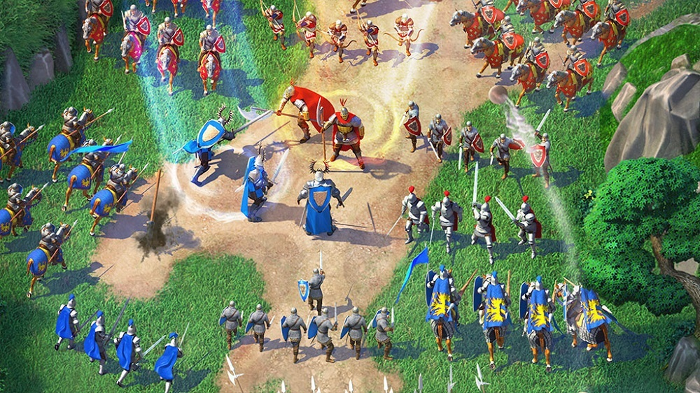 Enter an age of chivalry with the best Medieval games on