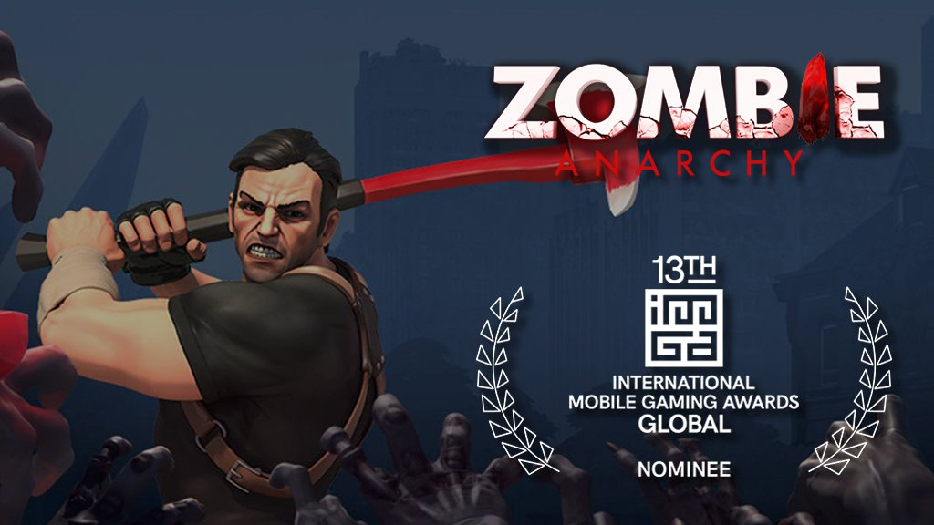 Zombie Anarchy nominated for an IMGA People's Choice Award