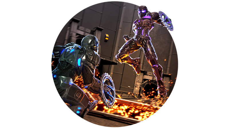 Become a master at arms in N O V A  update 2 | Gameloft Central