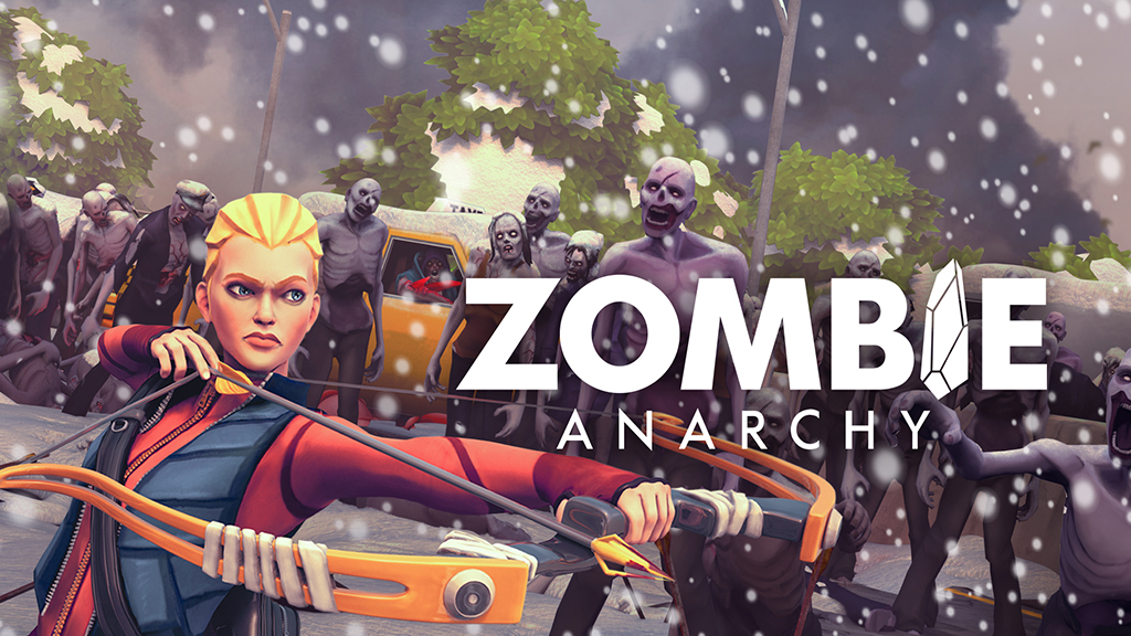 Control an army of undead in Zombie Anarchy's holiday update