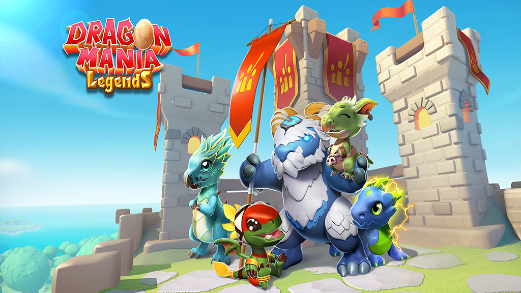 Dragon Mania Legends' five cutest dragons