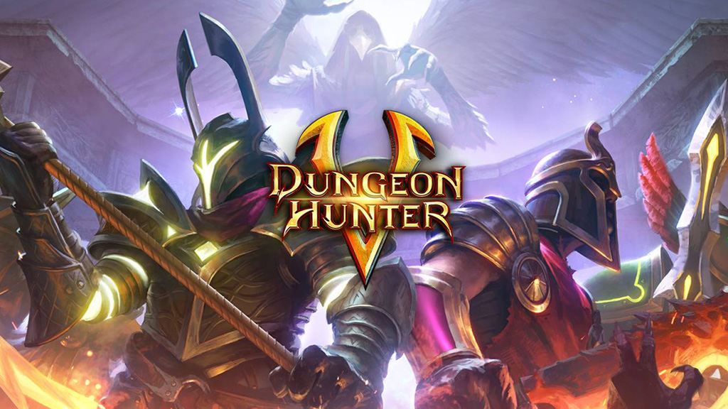 Dungeon Hunter 5 steps the action up to 60 fps