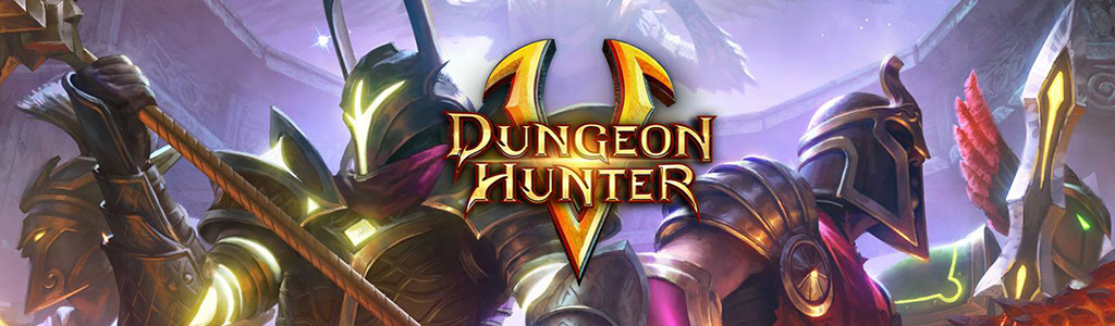 Dungeon Hunter 5 steps the action up to 60 fps | Gameloft