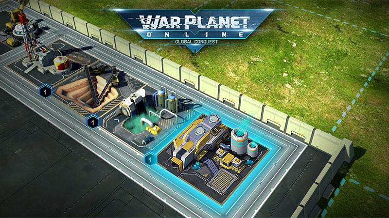War Planet Online gets its first reinforcements   Gameloft
