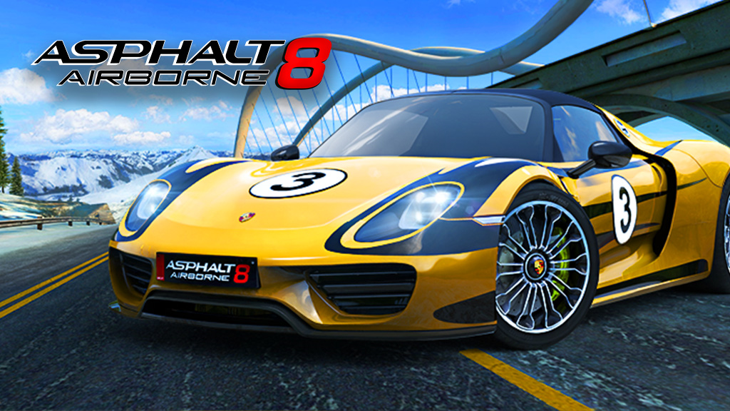 Enter the Porsche Hypercups in Asphalt 8, and win!