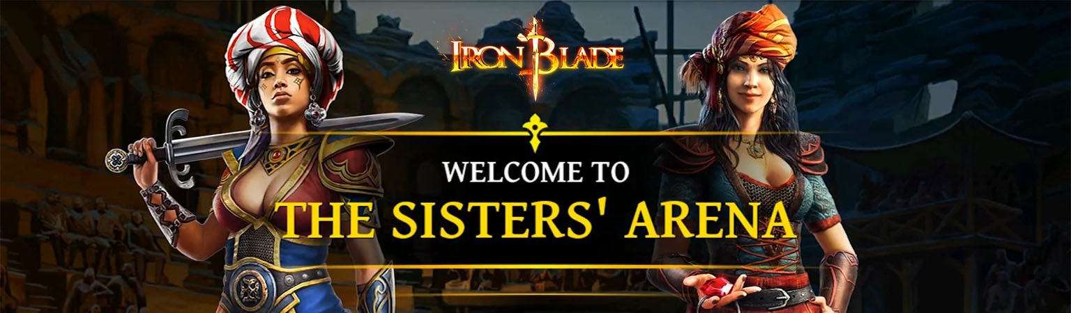 Fight in the Sisters' Arena for incredible rewards   Gameloft Central