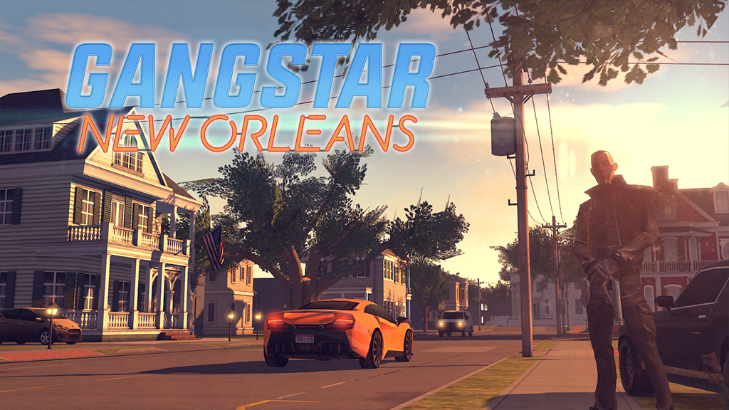Gangstar New Orleans' launch day live stream