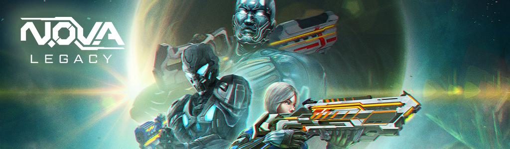 Enter the Jungle Map in N O V A  Legacy update 4 | Gameloft