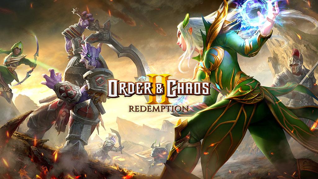 Citaten Orde En Chaos : Celebrate spring in haradon order chaos gameloft