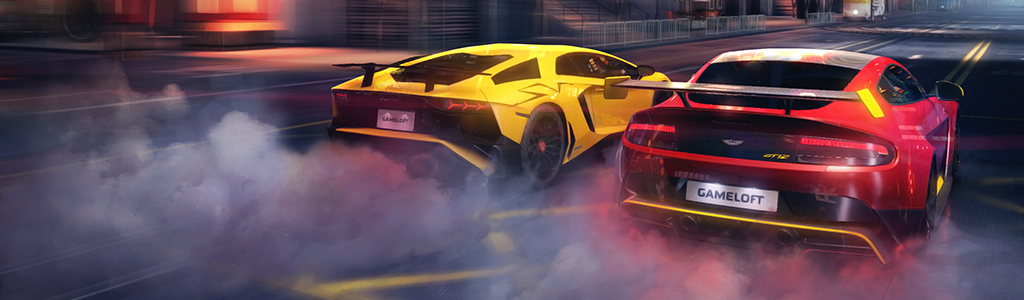 Put it all on the line in Asphalt Street Storm Racing | Gameloft Central