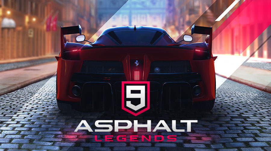 asphalt 9: legends - arcade racing gamegameloft