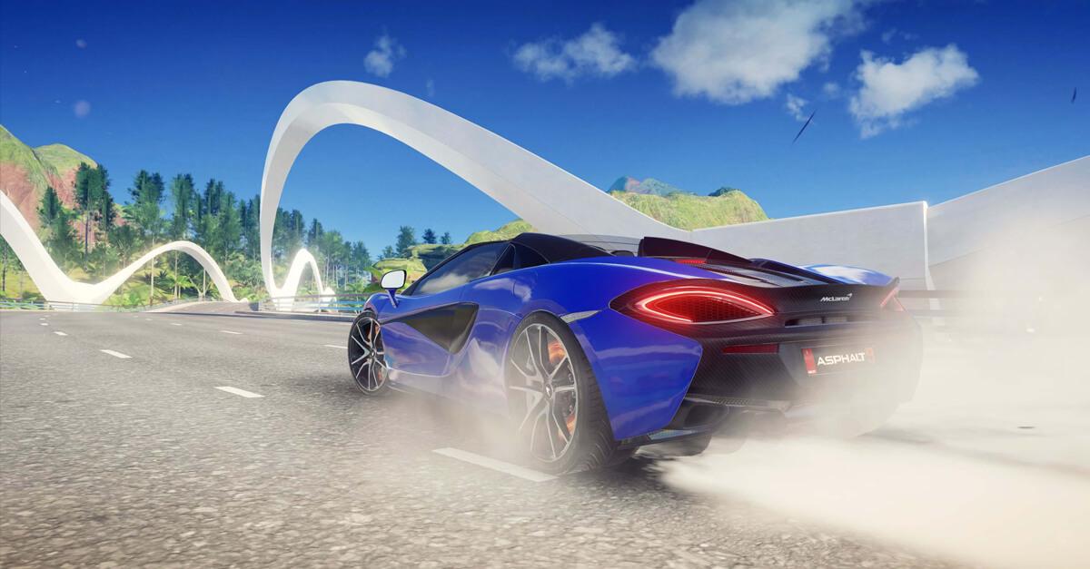 Asphalt 9 Legends Arcade Racing Game By Gameloft